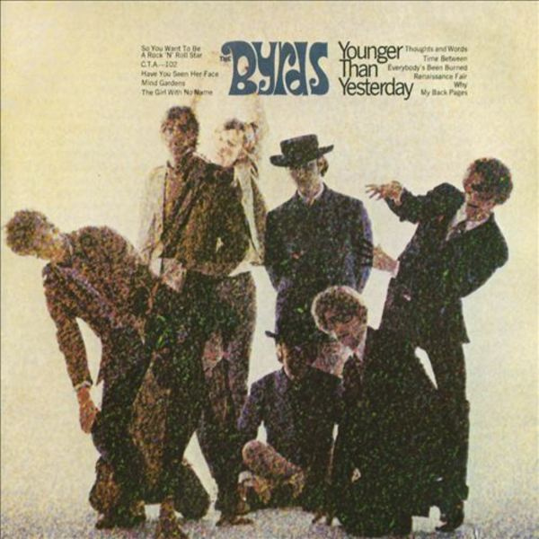 the byrds my back pages