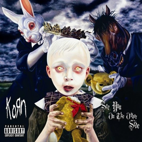 Mp3 that say fuck korn