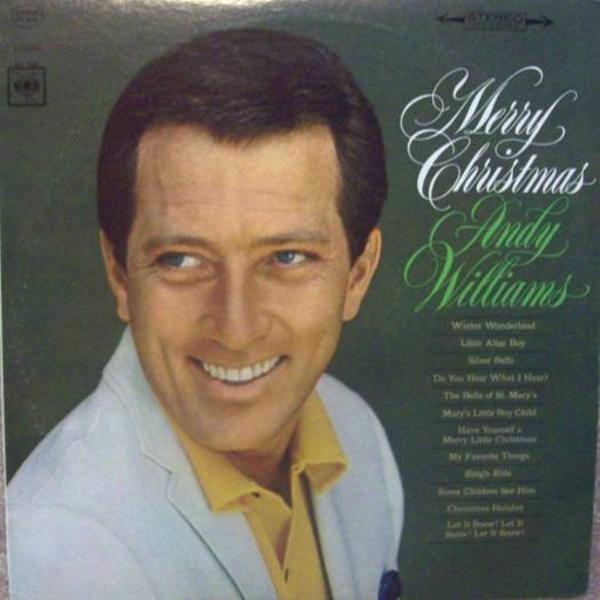 Andy Williams Original by bing crosby lyrics: andy williams