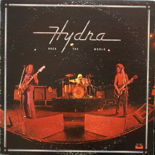 hydra rock the world cd interest