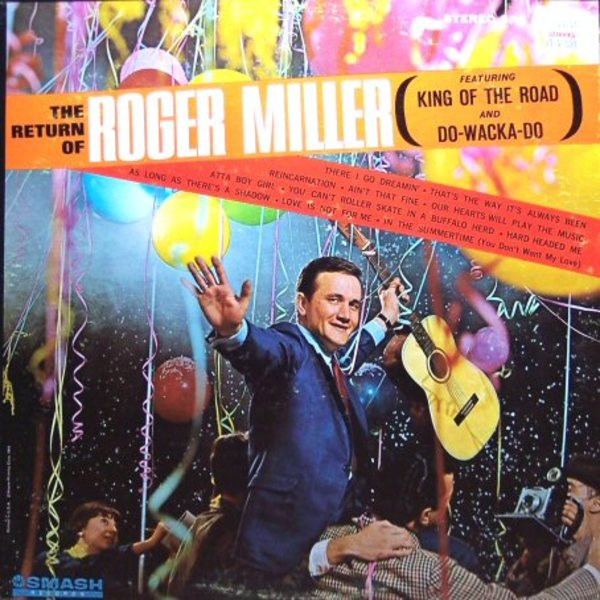 Roger miller played on am 880 kixi stopboris Gallery