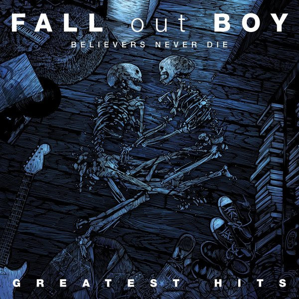 fall out boy immortals instrumental mp3